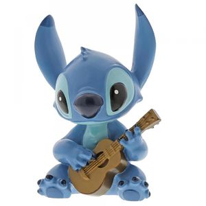 [Disney: Stitch: Disney Hugs Statue: Guitar (Product Image)]