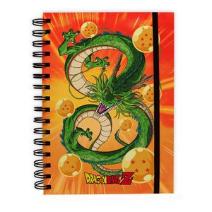 [Dragon Ball Z: A5 Notebook: Shenron (Product Image)]