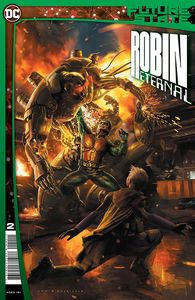 [Future State: Robin Eternal #2 (Cover A Emanuela Lupacchino & Irvin Rodriguez) (Product Image)]