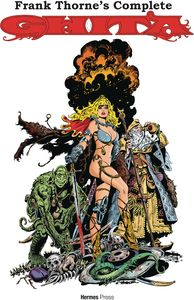[Frank Thorne's Complete Ghita Of Alizarr (Product Image)]