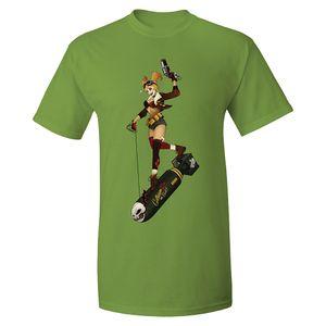 [DC: Bombshells: T-Shirt: Harley Quinn (Product Image)]