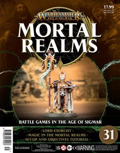 [Warhammer: Age Of Sigmar: Mortal Realms #31 (Product Image)]