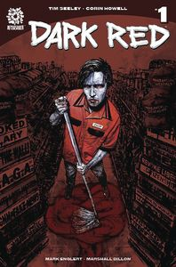 [Dark Red #1 (2nd Printing) (Product Image)]
