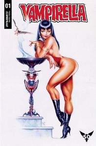 [Vampirella #1 (Dave Stevens Retro Variant) (Product Image)]