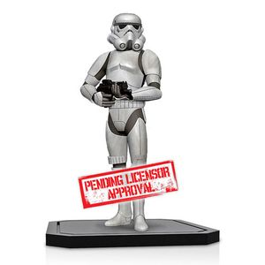 [Star Wars: Rebels: Maquette: Imperial Stormtrooper (Product Image)]