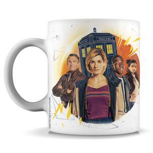 [Doctor Who: Mug: Team TARDIS (Product Image)]