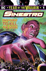 [Sinestro: Year Of The Villain #1 (Product Image)]