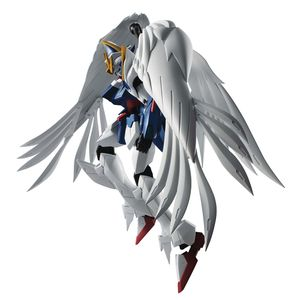 [Gundam: Mobile Suit Gundam Zero Action Figure: XXXG 00W0 Wing (Product Image)]