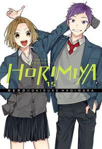 [Horimiya: Volume 15 (Product Image)]