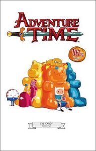 [Adventure Time: Eye Candy: Volume 2 (Hardcover - Mathematical Edition) (Product Image)]