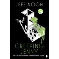 [CANCELLED Jeff Noon signing Creeping Jenny (Product Image)]