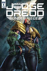 [Judge Dredd Under Siege #1 (Cover B Quah) (Product Image)]