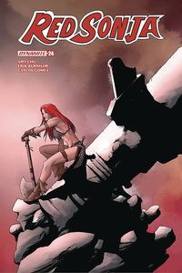[Red Sonja #24 (Cover A Mckone) (Product Image)]