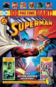 [Superman 100 Page Comic Giant #4 (Product Image)]