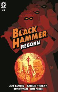 [Black Hammer: Reborn #4 (Cover B Johnson) (Product Image)]