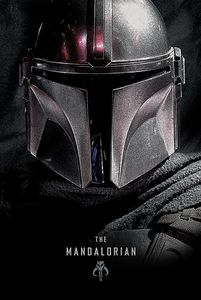 [Star Wars: The Mandalorian: Poster: Dark (Product Image)]