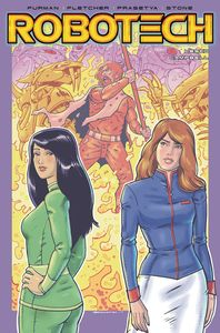 [Robotech #23 (Cover C Brokenshire) (Product Image)]