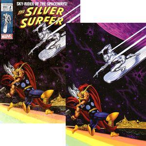 [Silver Surfer: Black #1 (Joe Jusko Exclusive Variant Set) (Product Image)]