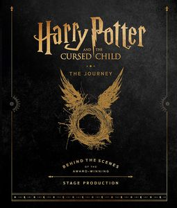 [Harry Potter & The Cursed Child: The Journey Behind The Scenes (Hardcover) (Product Image)]