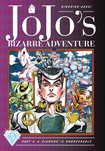 [Jojo's Bizarre Adventure: Part 4: Diamond Is Unbreakable: Volume 5 (Hardcover) (Product Image)]