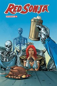 [Red Sonja #24 (Cover D Colak) (Product Image)]