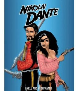 [2000AD: Nikolai Dante: Volume 6: Hell And High Water (Product Image)]