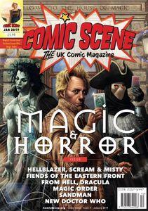 [Comic Scene UK Magazine #4 (Product Image)]