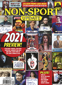 [Non Sport Update: Volume 32 #1 (Product Image)]