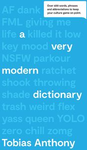 [A Very Modern Dictionary (Hardcover) (Product Image)]