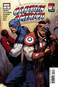 [United States: Captain America #3 (Product Image)]