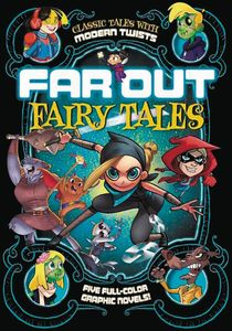 [Far Out Fairy Tales 5: Full Color Graphic Novels (Product Image)]