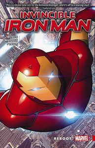 [Invincible Iron Man: Volume 1: Reboot (Product Image)]
