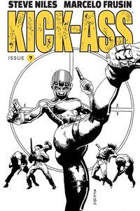 [Kick-Ass #7 (Cover B Frusin) (Product Image)]