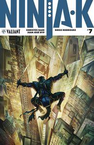 [Ninja-K #7 (Cover B Quah) (Product Image)]