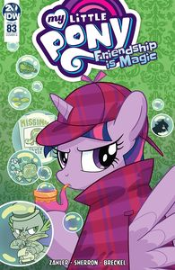 [My Little Pony: Friendship Is Magic #83 (Cover A Sherron) (Product Image)]