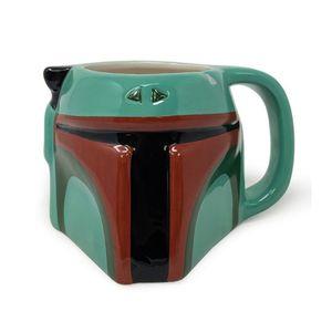 [Star Wars: 3D Mug: Boba Fett (Product Image)]