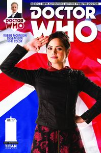 [Doctor Who: 12th #1 (Incentive Clara Photo Variant) (Product Image)]