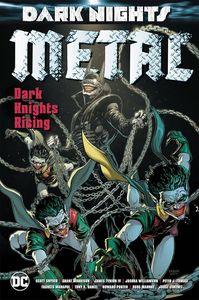 [Dark Nights: Metal: Dark Knights Rising (Hardcover) (Product Image)]
