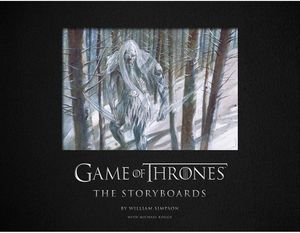 [Game Of Thrones: The Storyboards (Hardcover) (Product Image)]