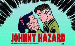 [Johnny Hazard: Dailies: Volume 4: 1949-1951 (Hardcover) (Product Image)]