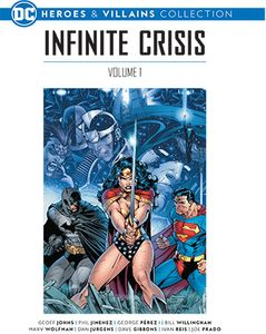 [DC Heroes & Villains Collection: Volume 14: Infinite Crisis: Part 1 (Product Image)]
