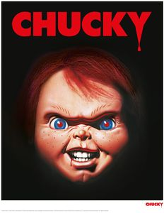 [Child's Play: Limited Edition Print: Chucky Classic (Product Image)]