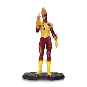 [DC Comics: Icons: Statue: Firestorm (Product Image)]