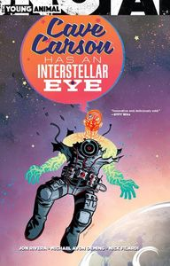 [Cave Carson Has An Interstellar Eye (Product Image)]