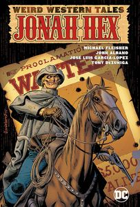 [Weird Western Tales: Jonah Hex Omnibus (Hardcover) (Product Image)]