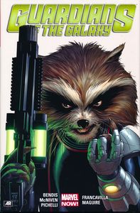 [Guardians Of The Galaxy: Volume 1 (Hardcover - DM Cover) (Product Image)]