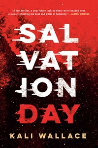 [Salvation Day (Hardcover) (Product Image)]
