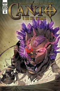 [Canto & The City Of Giants #3 (Zucker Variant) (Product Image)]