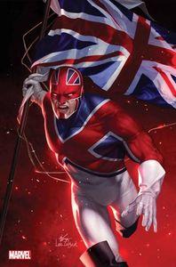 [Marvel Tales: Captain Britain #1 (Inhyuk Lee Virgin Variant) (Product Image)]