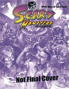 [Scary Monsters Magazine #104 (Product Image)]